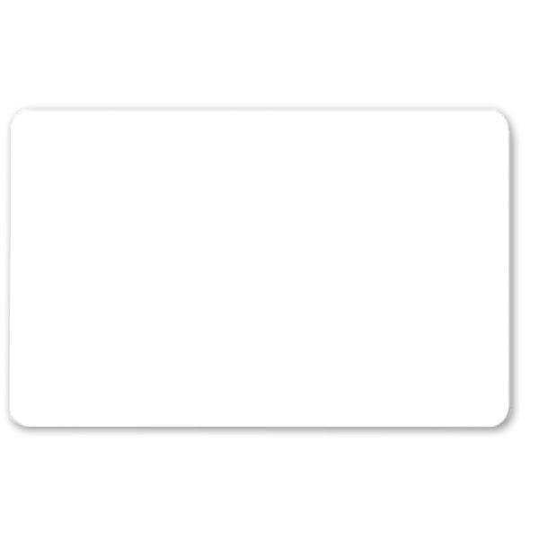 Белые пластиковые карты Mifare